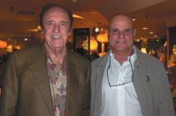Jim Nabors singer and actor famous for his role as Gomer Pyle in the 1960s sitcom married  Sten Cadwallader, his partner of 38 years, in January this year.